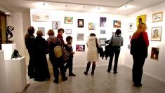 (Français) Inauguration de la galerie des AAB, novembre 2011