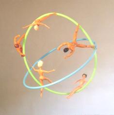 La danse, diamètre : 90 cm - 300 €