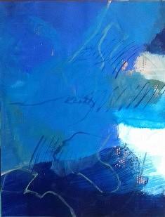 """""""mes paysages 2"""",  65x55 cm"""