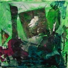 Angela Bonavita (Peinture, Collage)