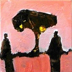 Babacar Keeme Taane (Peinture)