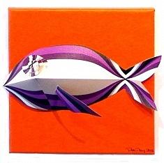 Susan Pak Poy (Peinture et Papier découpé)