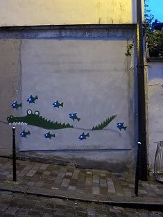 Parcours d'Art Urbain