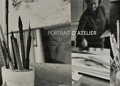 Portrait d'Atelier, visuel de l'exposition
