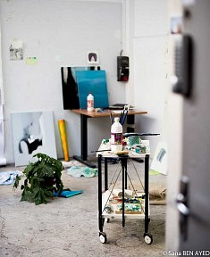 L'Atelier  (photo Sana Ben Ayed)