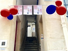 (Français) Portes Ouvertes des Ateliers d'Artistes de Belleville, mai 2017 #po2017aab