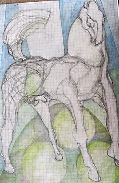 Hanibal, dessin