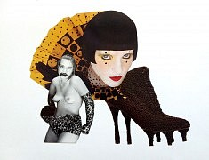 Marie Delarue, Collage