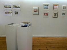 Exposition Encontro : œuvres de Claire Archenault (photo História e Arte)