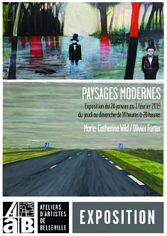 Exposition Paysages Modernes