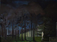 (Français) M.C. Wild, Venus Mustang, 130x96 cm, acrylique sur toile, 2018