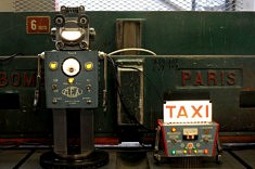 Expo métallerie, un robot de + Brauer (photo Mô Mathey)
