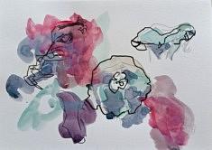 Vaug, Deepwater, 36 x 26 cm