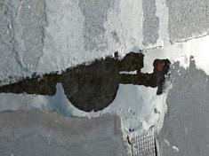 Denis GARCHER, étrange chaussée photo 30x40 cm