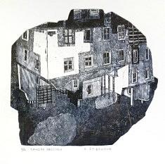 Anna Shibanova, Camera obscura, gravure