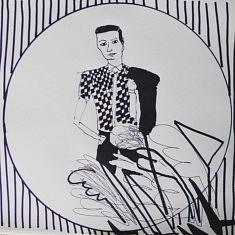 Juan Diego Vergara, noir et blanc