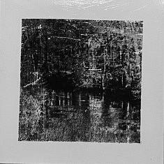 Série Empreintes EM5 - Mémoire, technique mixte sur toile, 40x40x10cm, 2020