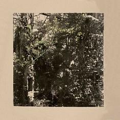Série Empreintes EM3 - Mémoire, technique mixte sur toile, 40x40x10cm, 2020
