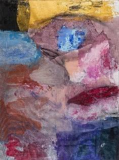 """""""Le Baiser"""" Technique mixte - 2010  97x130"""