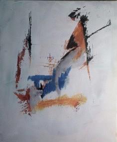 Acrylique sur toile 50*60