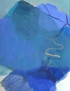 """""""mes paysages 1"""", 65 x55 cm"""