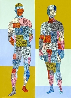 COUPLE-AA- Papier 89X65 2012