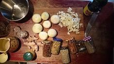 Pour le célèbre curry de la rue de la villette …des épices !