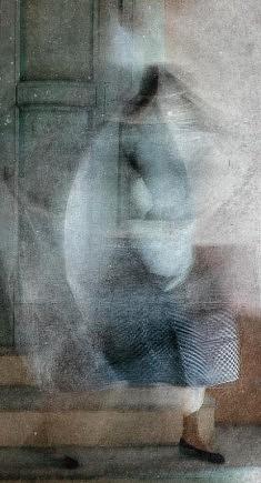 BOTERO - (série E'MOTION) - Tirage Photo Fine Art William Turner (310 gr), encre et acrylique, 20x35.