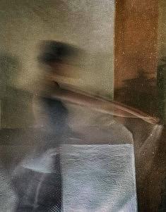 SABLIER - (série E'MOTION) - Tirage Photo Fine Art William Turner (310 gr), 30x24.