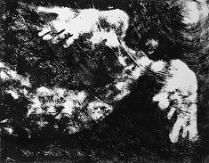 Apparition 10 (monotype)
