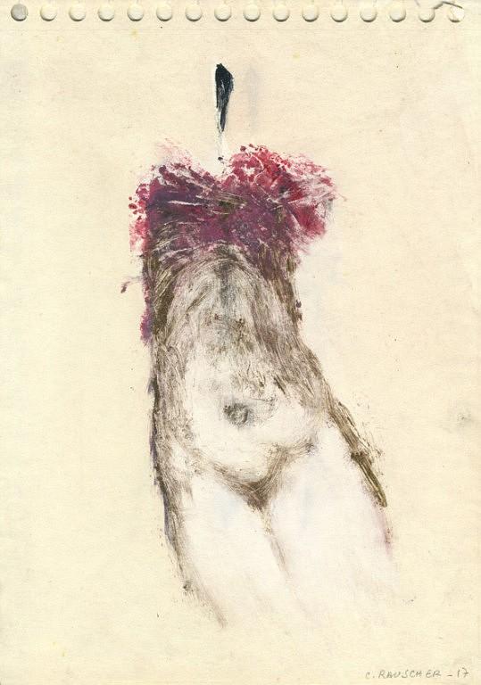 Catherine rauscher dessin gravure peinture ateliers d 39 artistes de belleville - Porte sur le feu et jete dedans ...