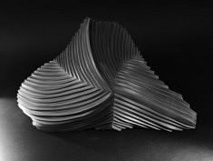 Convergence - Marbre de Belgique – 20 x 42 x 16 cm