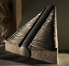 La source - Granite de Suède – 45 x 35 x 22 cm