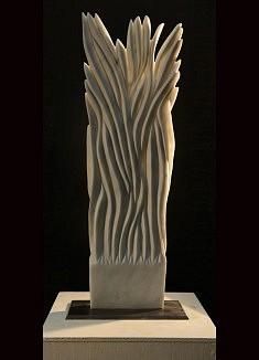 Posidoni - Marbre de Carrare – 72 x 19 x 4 cm