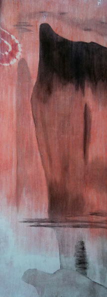 Zhangjiajie, 160 x 60 cm