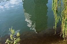 Habiter la Seine, La Défense de l'île du Pont à Neuilly