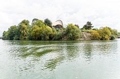 Habiter la Seine, Île St Denis