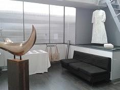 Exposition collective à Turin pour notre échange d'artistes avec les Ateliers de Belleville.