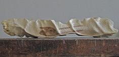 LES RENONCEMENTS NECESSAIRES - Peuplier - H 55 cm - 2014