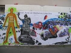 Acte de création collective acte de résistance collective