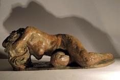 Biblis (bronze numéroté, L 48 cm)