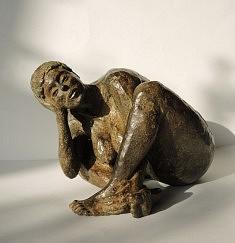 Gaïa (bronze numéroté, h 20 cm)