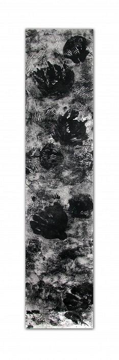 Kake 03 - Acrylique sur intissé - 30x150 cm