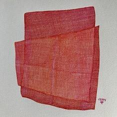 Sans titre - encre sur papier -21 x 21 cm