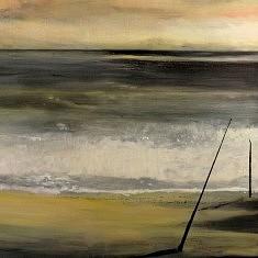 80 x 80 cm. huile sur toile 2013