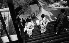 Journée ordinaire à KYOTO 1
