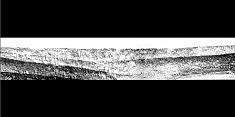 Pastel 1 - pastel gras sur papier encadré, sous verre 100 x 50 cm