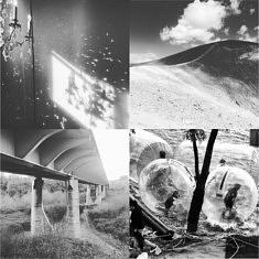#15, Mapping Vacuum Density III, Pauline Thomas, 2018 ( 4 photographies )