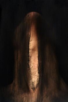 Mirella T, Gorgeous VI, Pauline Thomas, 2018 ( photographie, peinture )