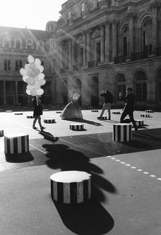 © Laurent Denay Parade au Palais Royal.